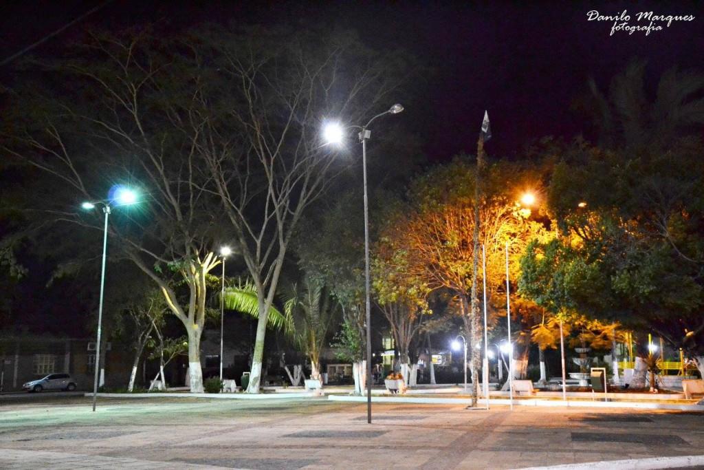 Praça Leônidas Melo