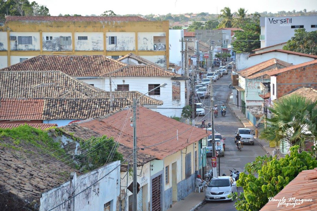 Rua Coronel José Fortes