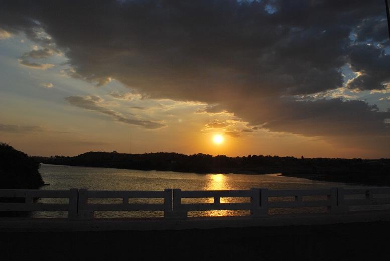 6c01c3d557 Pôr do Sol (Ponte Rio Longá)